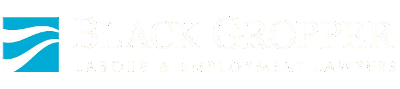 Black Gropper Logo